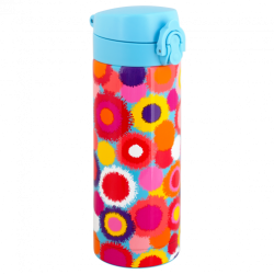 BOUTEILLE ISOTHERME-KEEP COOL CLICK-POMPON